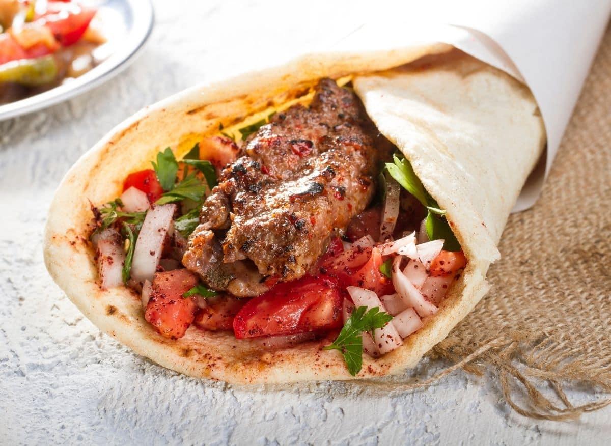 New Bosforos El Auténtico Kebab