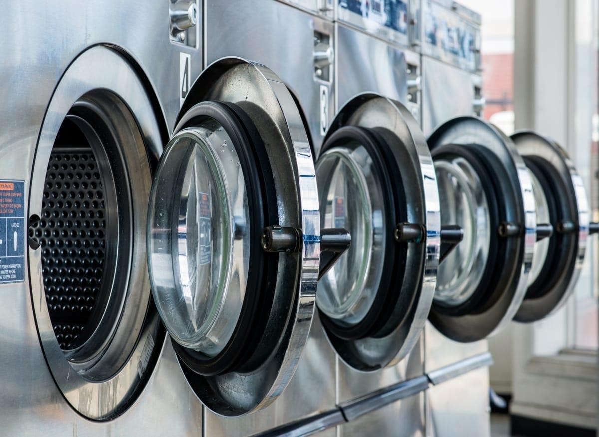 Lavandería autoservicio Laveley