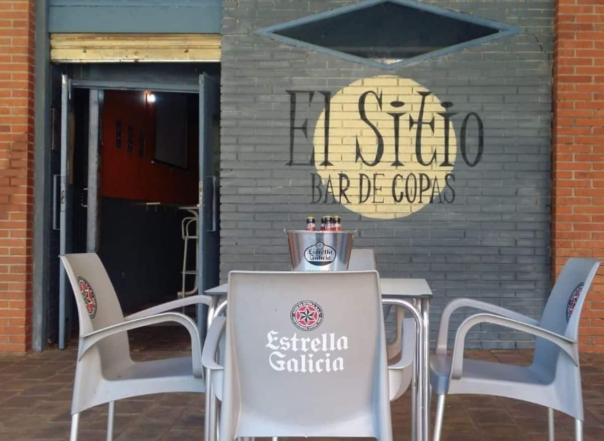 Bar de copas El Sitio