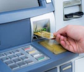 Cajero Automático Banco Sabadell