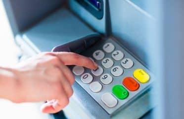 Cajero Automático Banco Santander