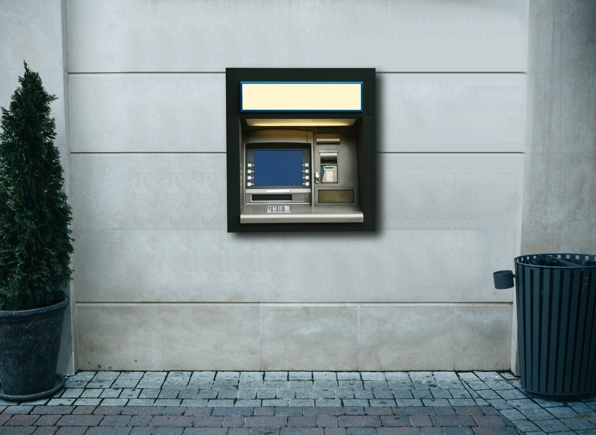 Cajero automático Bankinter