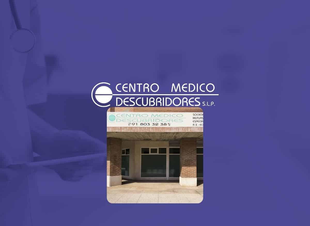 Centro Médico Descubridores en Tres Cantos