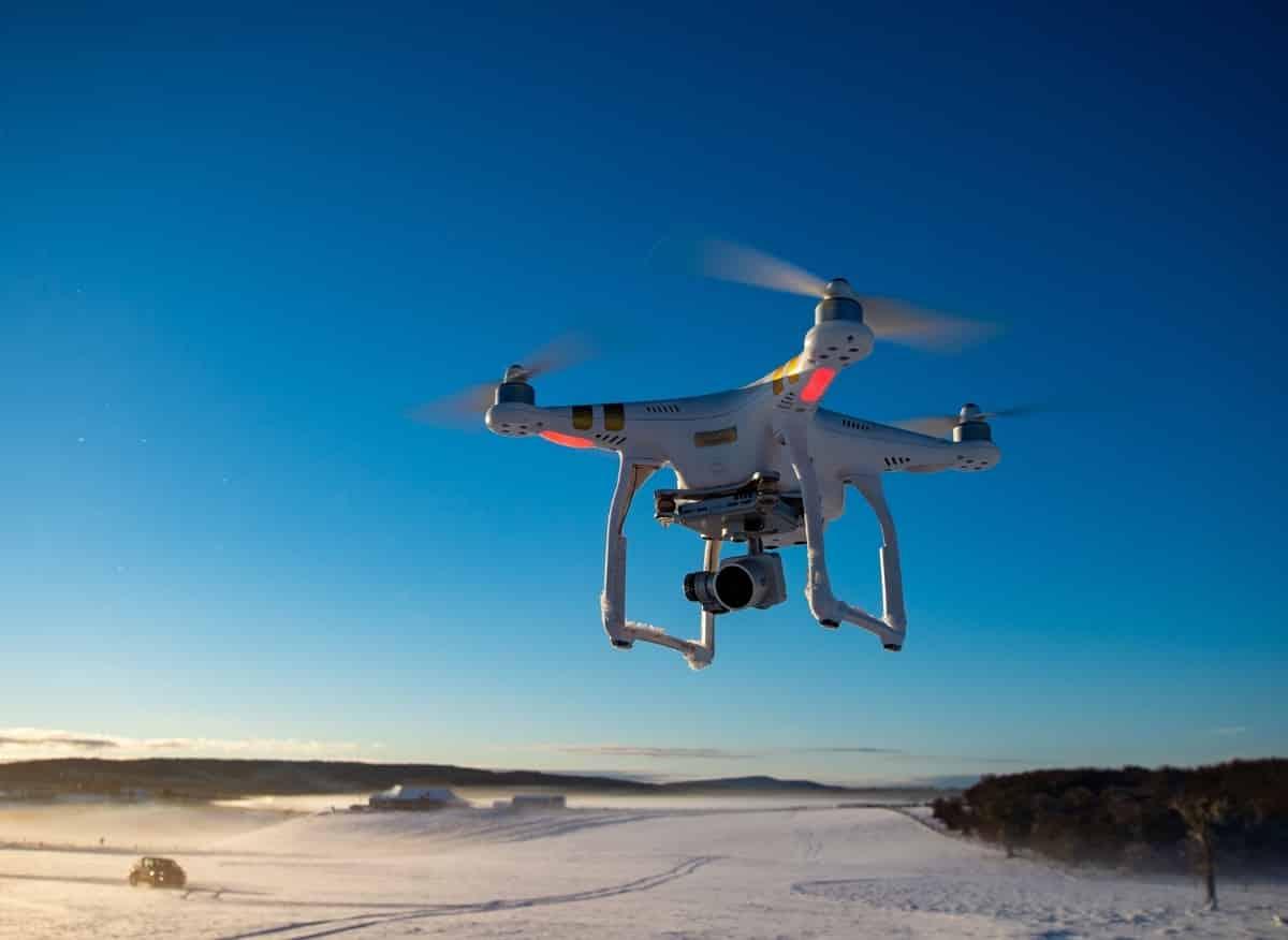 Highlander Drone Film Maker