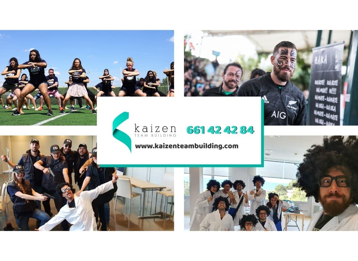 Kaizen Team Building