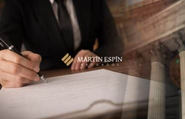 Martín Espín Abogados
