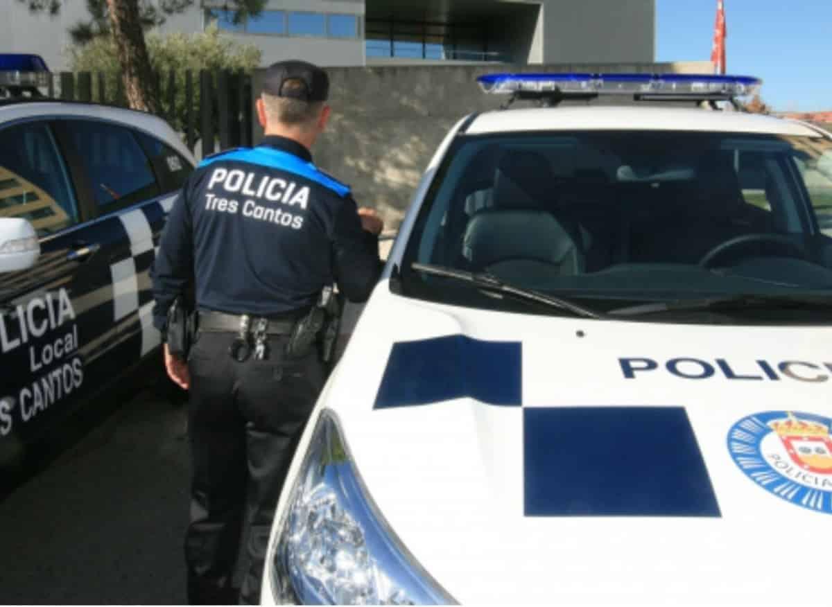 Policía Local de Tres Cantos