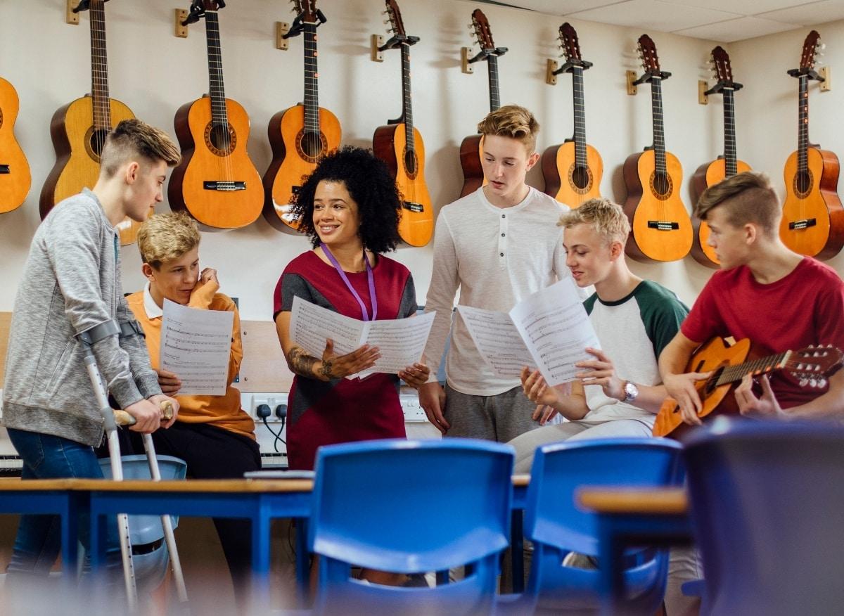 Escuela Musical Tres Cantos